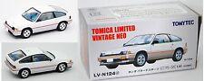 TOMICA LIMITED / TOMYTEC LV-N124d Honda Ballade Sports CR-X 1.5i weiß 1:64