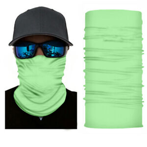 Set of 12 Balec Face Covering Neck Gaiter Breathable Scarf