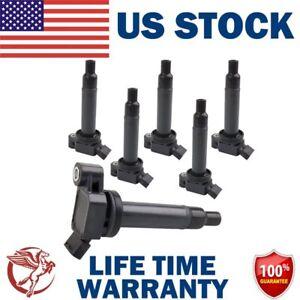 6x Ignition Coil  Fits TOYOTA SIENNA/02-03LEXUS ES300 V6 3.0L UF267 5C1584