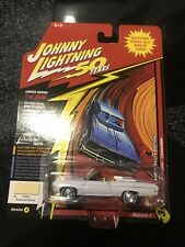 WHITE LIGHTNING 50 YEARS 69 CHEVY IMPALA CONVERTIBLE WITH RUBBER TIRES 1 OF 70