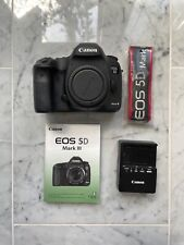 Canon EOS 5D Mark III Digital SLR Camera (Body Only) Good condition