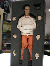 Hannibal Lecter  Anthony Hopkins 1/6 Figur mit Zwangsjacke von SW ourworld Neu