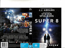 Super 8-2011-Elle Fanning - Movie-DVD