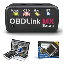 Professional Automotive Scan Tool for Android & Windows OBDLink MX Bluetooth