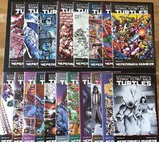 Teenage Mutant Ninja Turtles #1 thru #19 (Mirage Studios, Eastman-Laird) Russian