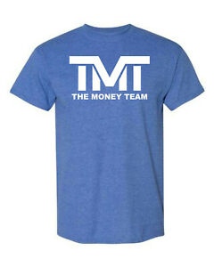 TMT, FLOYD MAYWEATHER JR, THE MONEY TEAM T-SHIRT, SIZE M MEN'S, GREAT QUALITY.