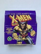 1992 X-Men Uncanny Series 1 Box