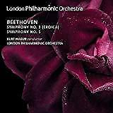 Kurt Masur London Philharmonic Orchestra - Beethoven: Symphony No. 3 (E (NEW CD)