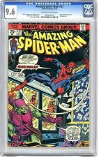 Amazing Spider-Man #137 CGC 9.6 NM+ off wht- wht pgs Bondage Cvr 74 Grn  Goblin