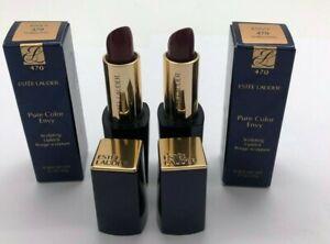 Estee Lauder Pure Color Envy Sculpting Lipstick - Thriller - .24 oz 2PK