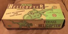 VINTAGE MARX FIX-ALL HELICOPTER BOX VERY RARE