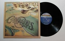 COMMODORES Natural High LP Motown M7-902R1 US 1978 VG++ GOLD STAMP PROMO