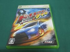 Xbox360 -- Juiced2 HOT IMPORT NIGHTS -- JAPAN. GAME. Work. 50487