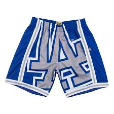 Los Angeles Dodgers Big Face Shorts by Mitchell & Ness