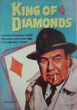 RARE DVD SET = KING OF DIAMONDS (Brod Crawford) w/case  (NOT FROM TV RERUNS)