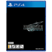 Final Fantasy VII 7 Remake Korean PS4 + Tracking 파이널 판타지 리메이크 PlayStation 4 Game