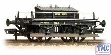 38-678 Bachmann OO/HO Scale GWR Shunters Truck BR Grey 'Loco Dept.'