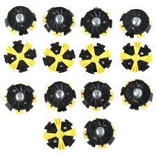 10PCS Champ Spikes Stinger Screw Studs Small Metal Thread For Golf Sports shoes