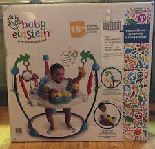 Baby Einstein Neighborhood Symphony Jumper