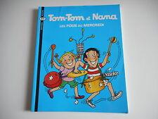 TOM-TOM ET NANA LES FOUS DU MERCREDI N°9 - BAYARD POCHE BD
