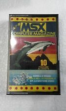 Msx MSX Computer Magazine 14 look photo