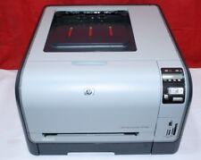 HP Color LaserJet CP1518ni Workgroup Laser Printer (Low Pages 10,927) + Warranty