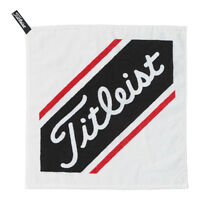 Titleist JAPAN Golf Hand Towel with hook White AJTWH6 2019 New