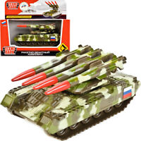 Buk Missile System Russian Army Diecast Model Scale 1:50