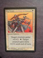 MTG - Holy Armor - Magic The Gathering - Alpha - LP