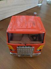 Vintage 1970s Buddy L Corp MACK Truck Metal Free Shipping!