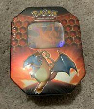 Pokemon TCG Hidden Fates Charizard Tin Factory Sealed