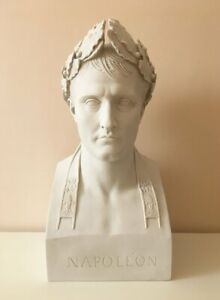 Napoleon as Caesar Bust Sculpture - (64 cm / 25 inch)
