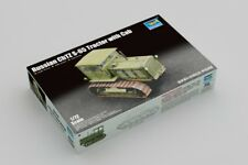 Trumpeter 07111 1/72 Russian ChTZ S-65 Tractor with Cab