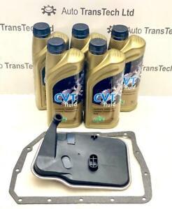 Mini ZF CVT Automatic Transmission Gearbox Service kit Filter Gasket Oil 5L