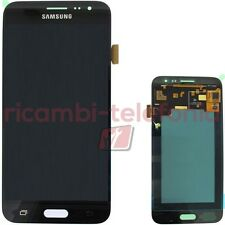 vetro touchscreen originale Samsung J320 Galaxy J3 2016 nero schermo LCD display