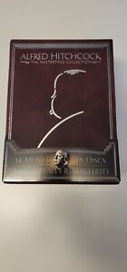 Alfred Hitchcock: The Masterpiece Collection (DVD, 15-Discs Set) New Sealed