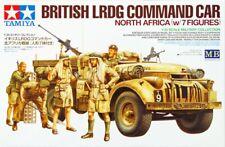 Tam32407 1/35 British LRDG Command Car 7pc by Tamiya Japan IMPORT