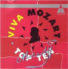 VIVA MOZART - MOZART'S TOP TEN - CD ALBUM 10 TITRES - 1990 - TRES RARE
