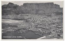 South Africa; Panorama, Cape Town, Showing Docks PPC, Unposted, By Kimble