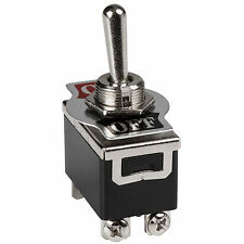 DPST Heavy Duty Toggle Switch