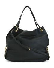 """Celine Dion Collection Symphony Hobo Black Shoulder Bag 16""""X12.5""""NWT!!!"""