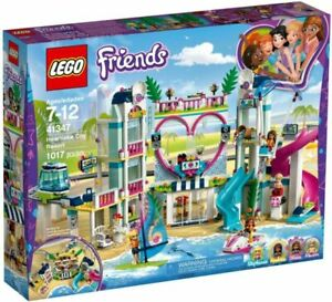 BRAND NEW AND SEALED LEGO 41347 FRIENDS HEARTLAKE CITY RESORT