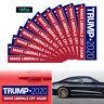 10PCS Donald Trump Bumper Sticker 2020 Make Liberals Cry Again