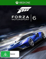 Forza Motorsport 6 Includes V8 Supercars DLC Xbox One Game Post
