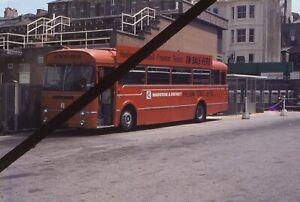 Original Bus Slide; MAIDSTONE & DISTRICT - OFN 721F