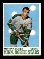 1970 O-Pee-Chee #167 Murray Oliver  NM/NM+ X1629116