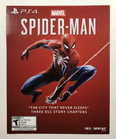 DLC ONLY - NO GAME - Marvel's Spider-Man PS4 Game of the Year - Playstation 4