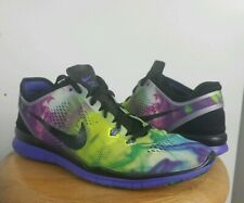 Nike Free 5.0 TR Fit 5 PRT Women Athletic Shoes Size 10 Pre Owned
