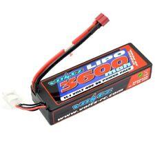 VOLTZ - 3600 mAh-Hard-Case - 11-1v-40c - LIPO-Stick-Pack-low-pro-2s - dimensioni VZ0341