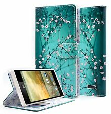 For LG G5 Cell Phone Case Hybrid PU Leather Credit Card Wallet Pouch Flip Cover